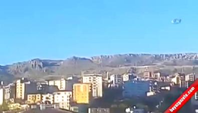 Şırnak'ta PKK Karargahları Yaylım Ateşine Tutuluyor
