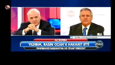 Ahmet Çakar'dan Aziz Yıldırım'a yanıt