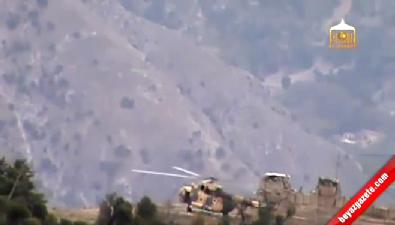 Taliban Afganistan helikopterini uçurdu