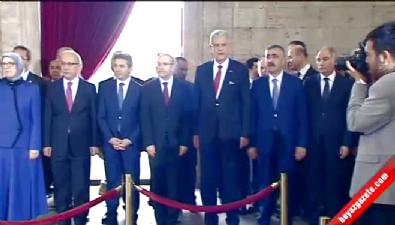 Kılıçdaroğlu ve Bakan Ramazanoğlu yan yana