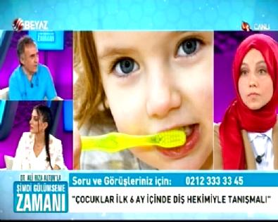 Dt. Ali Rıza Altun ile Şimdi Gülümseme Zamanı 23.04.2016