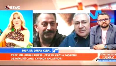 Prof.Orhan Kural-Cem Yılmaz gerginliği