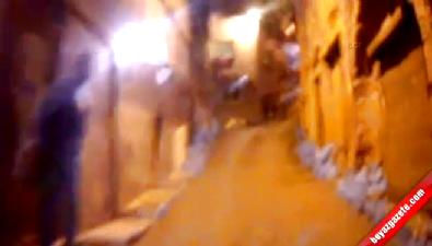 Hünkar Karataş'ın yakalanma anı kameralara yansıdı