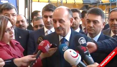 Bursa patlamasıyla ilgili Müezzinoğlu açıklama yaptı