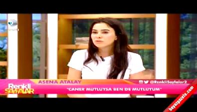 kanal d - Asena Erkin: Caner'in düğününe giderim