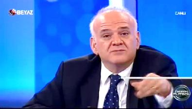 Ahmet Çakar'dan Dursun Özbek'e: Adamsan...