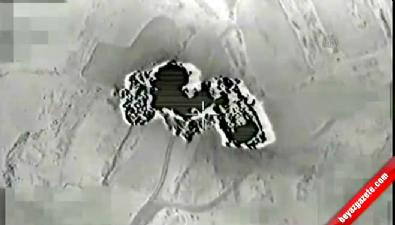 Genelkurmay operasyon görüntülerini yayınladı