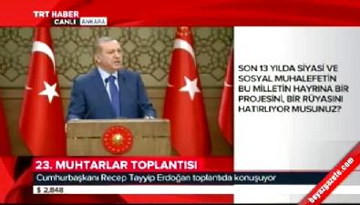 Cumhurbaşkanı Erdoğan'dan Kılıçdaroğlu'na çok sert tepki