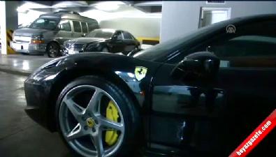 FETÖ'nün milyonluk garajı