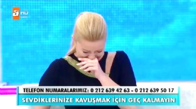 muge anli - Müge Anlı canlı yayında gözyaşlarına boğuldu!
