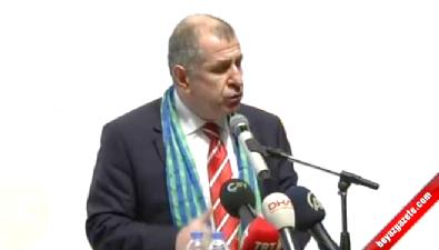 MHP'li Özdağ Genel Başkan Adaylığını Rize'de Açıkladı