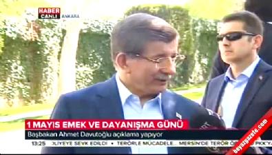 Davutoğlu'ndan dokunulmazlık açıklaması