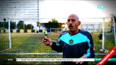 Ankaragücü'nün efsane hocası Fuat Akyüz takımın dününü bugününü anlattı