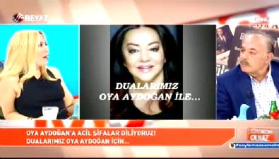 Oya Aydoğan için sanat camiası tek yürek oldu