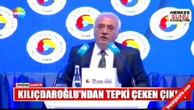 Mustafa Elitaş'tan Kılıçdaroğlu'na: Sen darbeci misin?