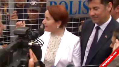 Meral Akşener: Elimi buradan çıkarmayacağım