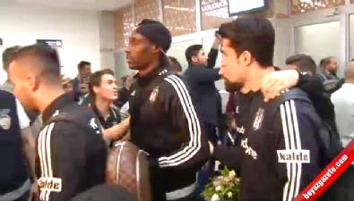 Şampiyon Beşiktaş Konya'ya Geldi