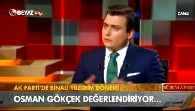 Osman Gökçek: Ak Parti Binali Yıldırım'la yola devam ediyorsa Türkiye'nin iyiliği içindir