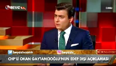 Osman Gökçek: Cumhurbaşkanı'na değil topluma hakaret ediyorlar