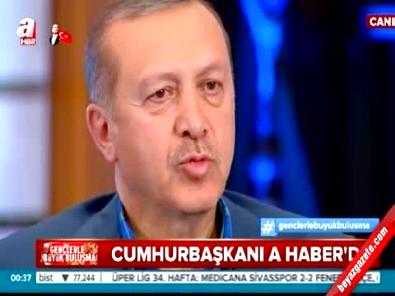 Cumhurbaşkanı Erdoğan, kızı Sümeyye'nin evlenmesiyle ilgili ilk kez konuştu!