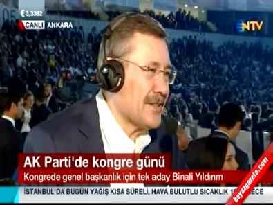 Melih Gökçek, AK Parti'nin 2. Olağanüstü Kongresi'ni değerlendirdi