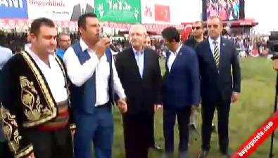 Kılıçdaroğlu'na er meydanında 'yuh' şoku