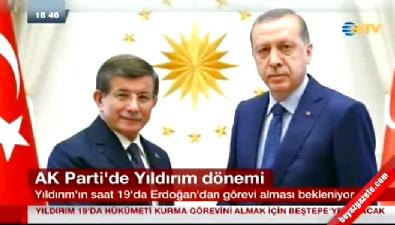 Ahmet Davutoğlu'nun istifası kabul edildi