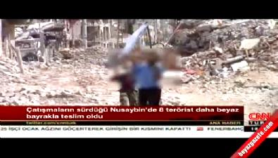 PKK'lı terörist tacize uğradığını anlattı