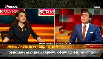 Gökçek: Allah'tan Gezi döneminde Akşener MHP'nin başında değilmiş