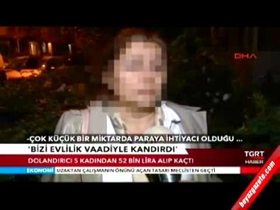 Evlilik vadettiği kadınları dolandıran şüpheli tutuklandı