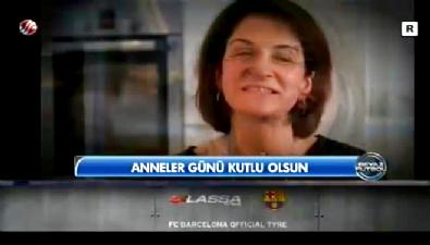 Beyaz Futbol'dan Anneler Günü'ne özel klip