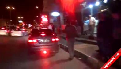Bursa'da bombalı araç paniği