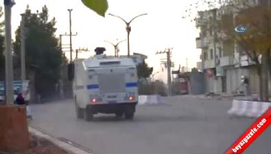 İdil'de Çatışma: 2 Yaralı