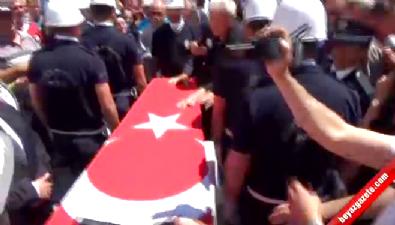 Midyat Şehidi Nefise Özsoy Son Yolculuğuna Uğurlanıyor