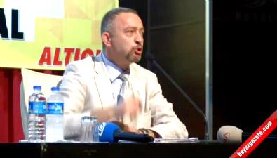 Ümit Kocasakal'dan HDP'ye eleştiri