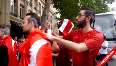 Paris'te Türk çoşkusu