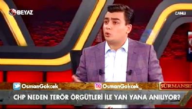 Osman Gökçek: CHP'liler teröristlerin haklarını savunurken aslan kesiliyor
