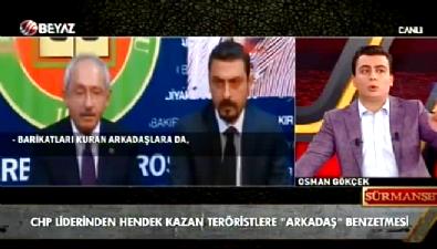 Osman Gökçek: Bunlar PKK'lılara arkadaş demeyi alışkanlık haline getirdiler