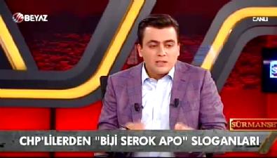 Osman Gökçek: CHP bayrağı PKK paçavrasıyla yan yana! CHP'liler Sindirebiliyor musunuz?