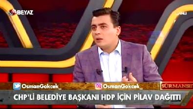 Osman Gökçek: Nazlıaka'yı partiden ihraç eden CHP, pilavcı başkana için ne yaptı?