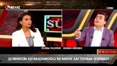 Osman Gökçek: Milleti galyana getiriyorsunuz! Asıl provokatör sizsiniz