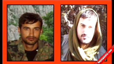 Tunceli'de PKK'nın Üst Düzey Sorumlusu Öldürüldü