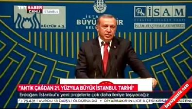 Cumhurbaşkanı Erdoğan'dan Gezi Parkı çıkışı