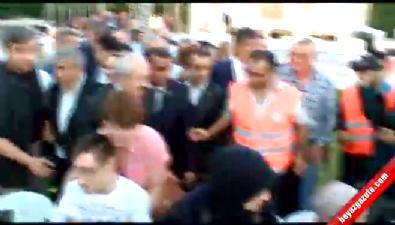 CHP'liler iftar yemeğinde aç kalınca isyan etti