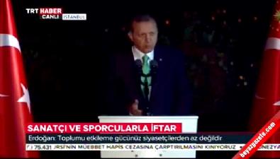 Cumhurbaşkanı Erdoğan'dan Arda ve Terim'e destek