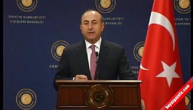 Bakan Çavuşoğlu: AB müzakereleri tıkanırsa halkımıza sorabiliriz