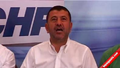 CHP'li Ağbaba'dan sert sözler