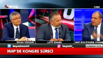 Başbuğ Pınarbaşı: 'Bahçeli'nin helalliğini almazsak biteriz'