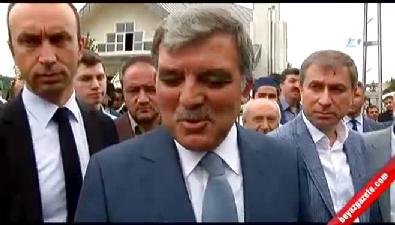 Abdullah Gül: 'Almanya'ya yakışmadı, ayıp oldu'