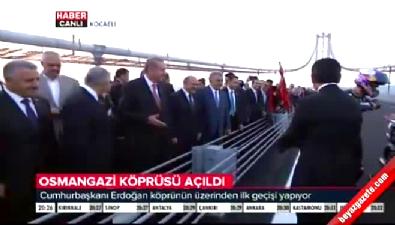 Erdoğan: Kenan oğlum bizi çıldırtma ya